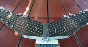 В ЦАГИ начнут испытает кессон стабилизатора МС-21 на прочность