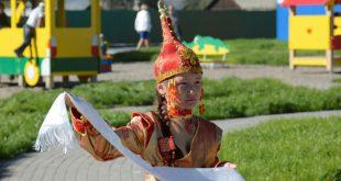 В Туве появился новый детский сад и спортивный комплекс