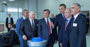 В Великом Новгороде запустили новое производство редкоземельных элементов и проект «Аммиак-4»