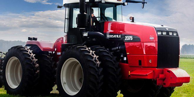 «Ростсельмаш» перенес на промышленную площадку в Ростове-на-Дону производство тракторов VERSATILE 2375