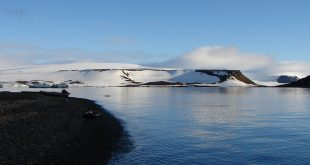Впервые геологи провели аэрофотосъемку в Арктике с помощью беспилотника