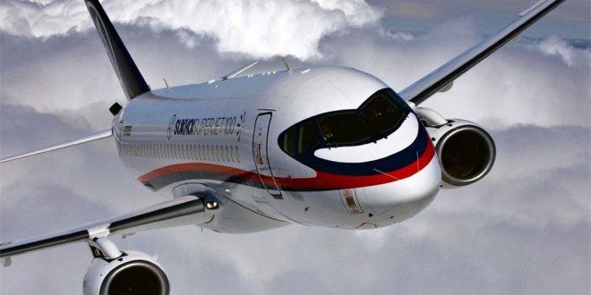 """За 2016 год """"Гражданские самолеты Сухого"""" увеличил поставки региональных самолетов Sukhoi Superjet 100"""