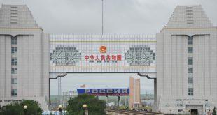 Запущен новый железнодорожный маршрут связывающий Россию и Китай