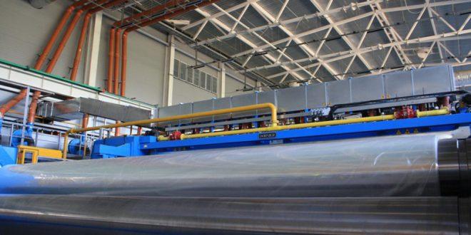 Завод по производству полипропиленовой пленки открылся в Ростовской области