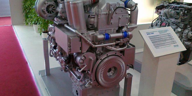 700 сильный двигатель ЯМЗ для Бумеранга и Курганца-25