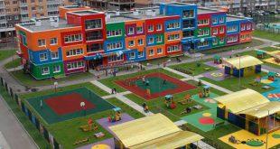 Детский садик на 250 мест открыли в Подмосковье