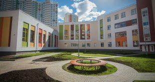 К 1 сентябрю по всей стране открылось множество новых школ (фото)