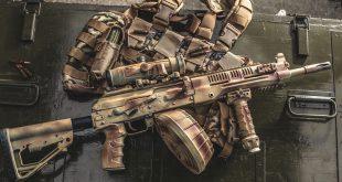 «Калашников» представил новый легкий ручной пулемет РПК-16 со сменным стволом