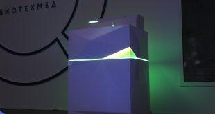 Концерн «Швабе» показал новейший лазерный микроскоп МИМ-340