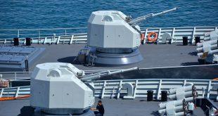 Корабли российского Военно-морского флота получат цифровую сверхскорострельную 76-миллиметровую пушку АК-176МА