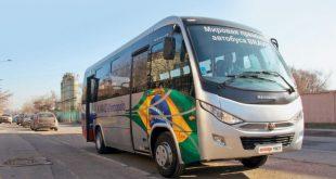 «Нефаз» начал выпуск автобусов Bravis