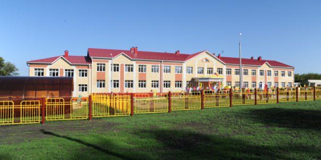 Новую сельскую школу открыли в Чувашии