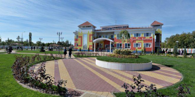 Новые детские сады открылись в Оренбургской, Воронежской, Белгородской и Московской областях