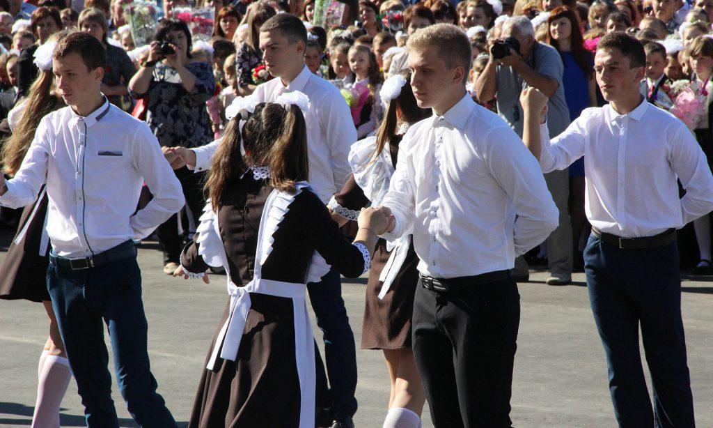 Новые школы открыли в Воронежской, Брянской и Смоленской областях3