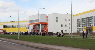 Новые спортивные комплексы начали работать в Самаре и Ивановской области