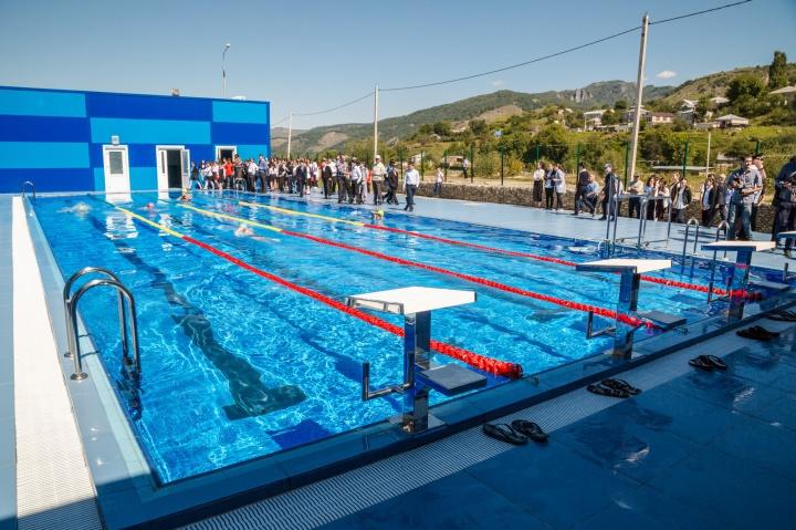 Новые спорткомплексы открылись в Татарстане, Карачаево-Черкесии, Самарской и Саратовской областях