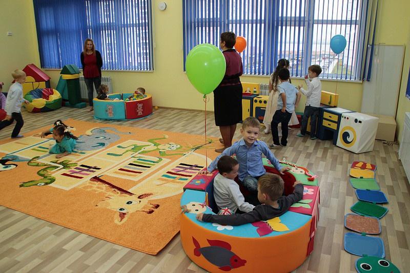 Новый детский сад открылся в Хабаровске