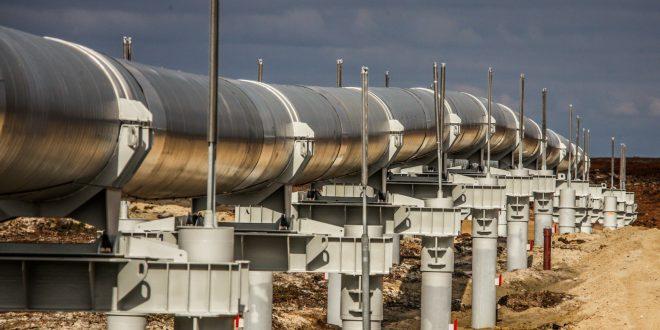 Новый магистральный нефтепровод запущен на участке Заполярье — Пурпе