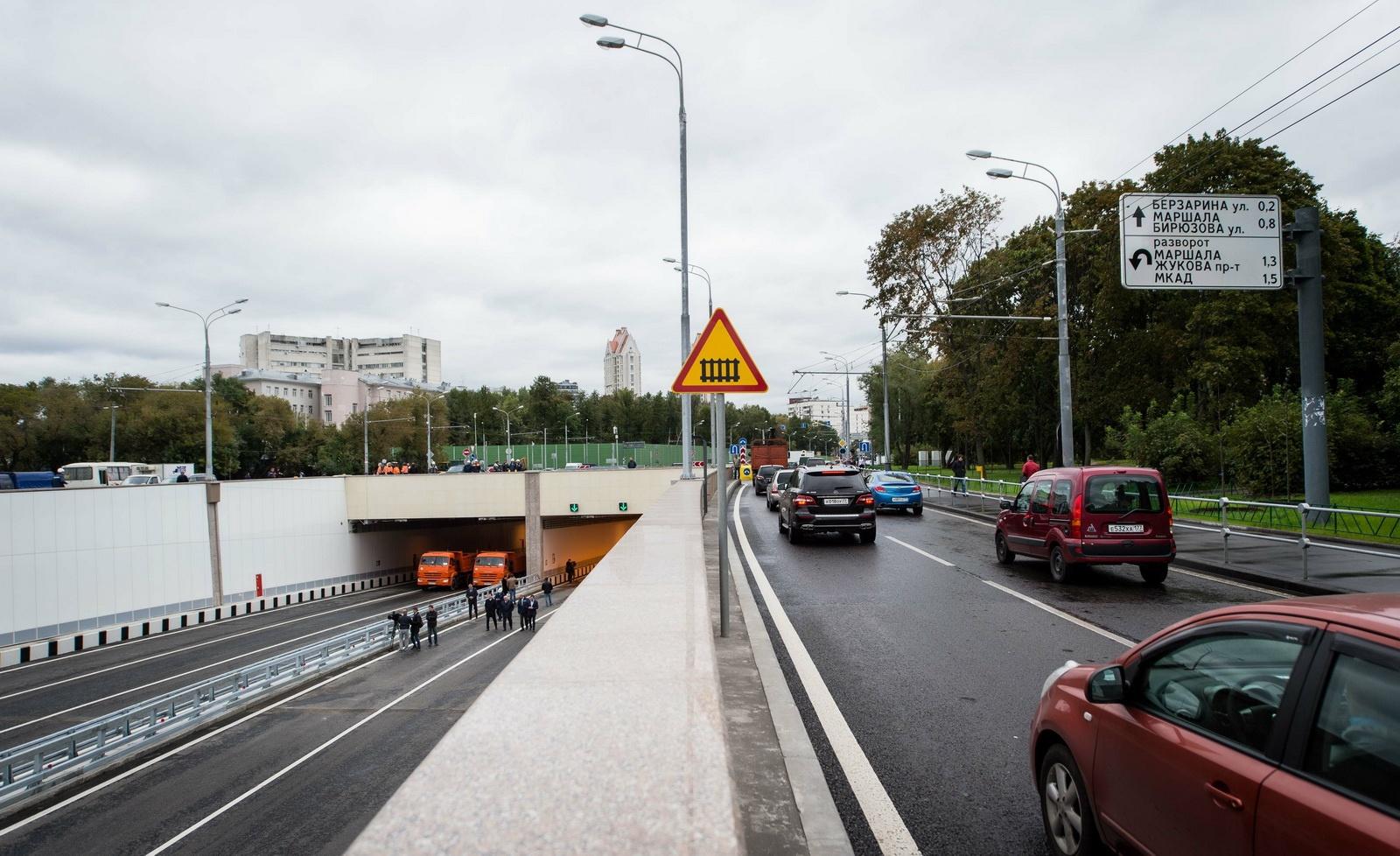 Первый в России винчестерный тоннель открыли в Москве