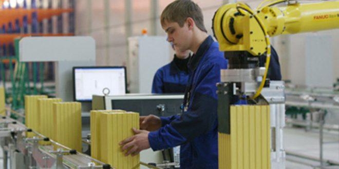 Производство литий-ионных аккумуляторов запустили на заводе «Лиотех»