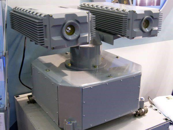 Российский флот удачно испытал ослепляющий лазер