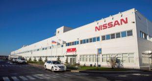 Российский завод Nissan начал экспорт бамперов в Европу