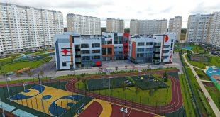 Современная школа с научным уклоном открылась в Новой Москве