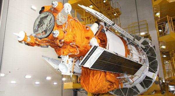 Третий спутник «Ресурс-П» сдан в полноценную эксплуатацию