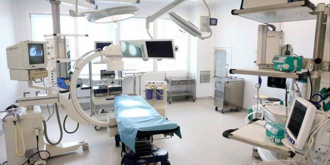 Уникальный корпус нейрохирургии открыли в больнице им. С.П. Боткина