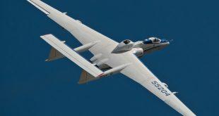 Уникальный высотный самолет М-55 «Геофизика» закончил исследования стратосферы Европы
