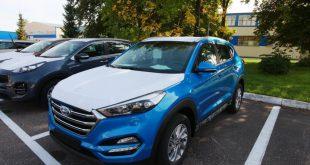 В Калининграде на автозаводе «Автотор» начали выпуск нового кроссовера Hyundai