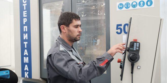 В Комсомольске-на-Амуре на заводе «Сухой» состоялся ввод в эксплуатацию нового цеха обработки алюминиевых сплавов