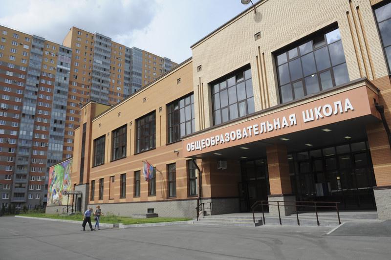 В Ленинградской области открыта самая большая школа на Северо-Западе России