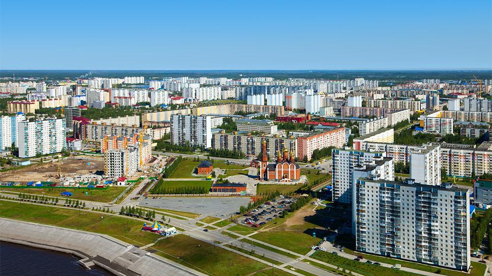 В Нижневартовске открыли новый детский сад на 320 мест