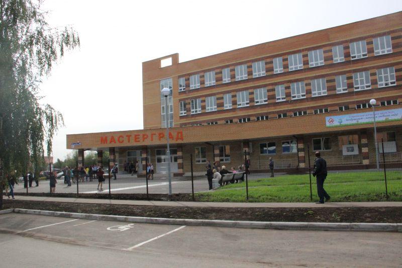 В Перми открыта самая большая в городе школа «Мастерград»