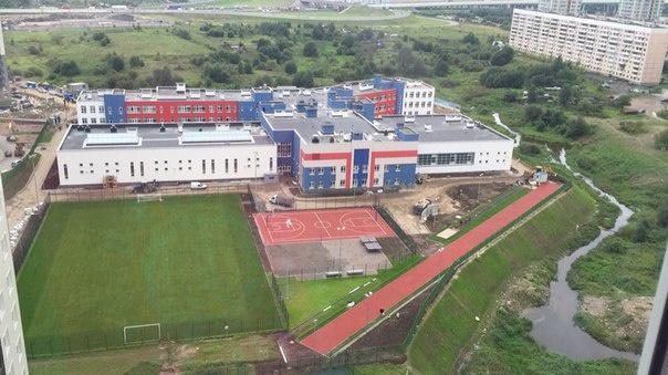В Петербурге открыта новая школа