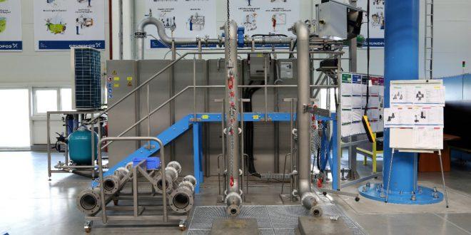 В Подмосковье на заводе «Грундфос Истра» открыли линию по производству промышленных насосов