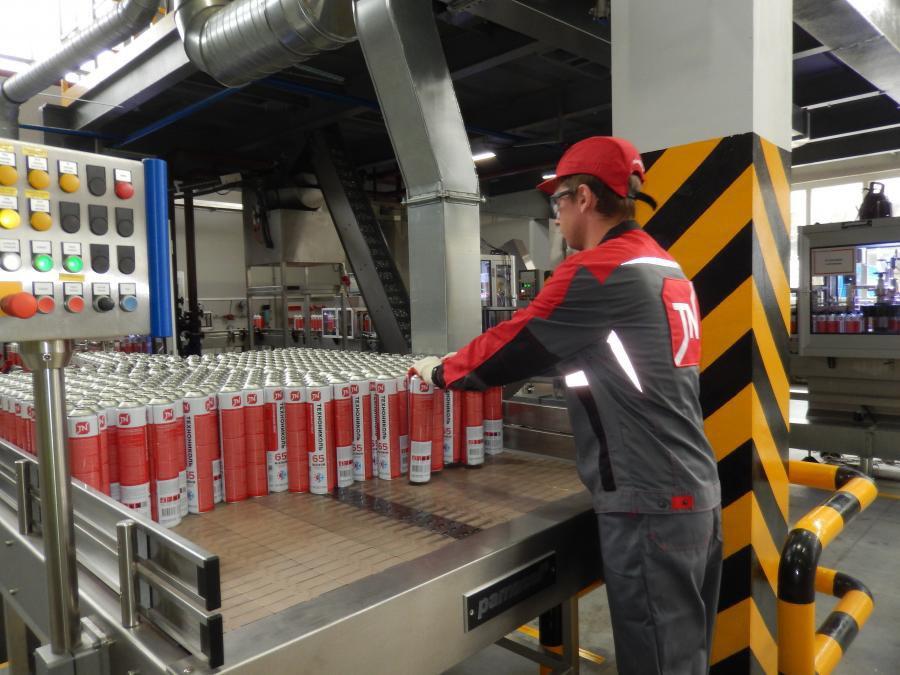 В Рязани открыли завод монтажных пен