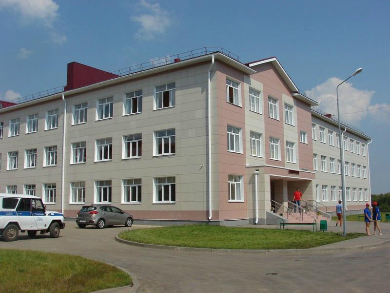 В Рязанской области открыли две новые школы