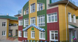 В старейшем городе Омской области открыт детский сад на 250 мест