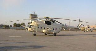 «Вертолеты России» передали три отремонтированных Ми-8Т в Египет