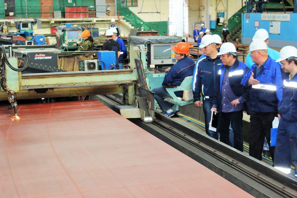 Второй траулер для камчатских рыбаков заложили на ПСЗ «Янтарь»