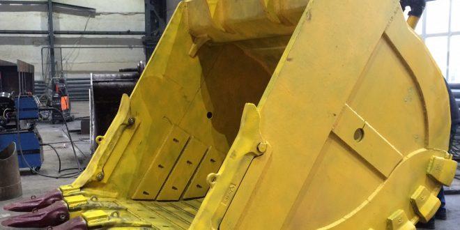 Выпуск ковшей к горной технике начался на Черновских ЦЭММ