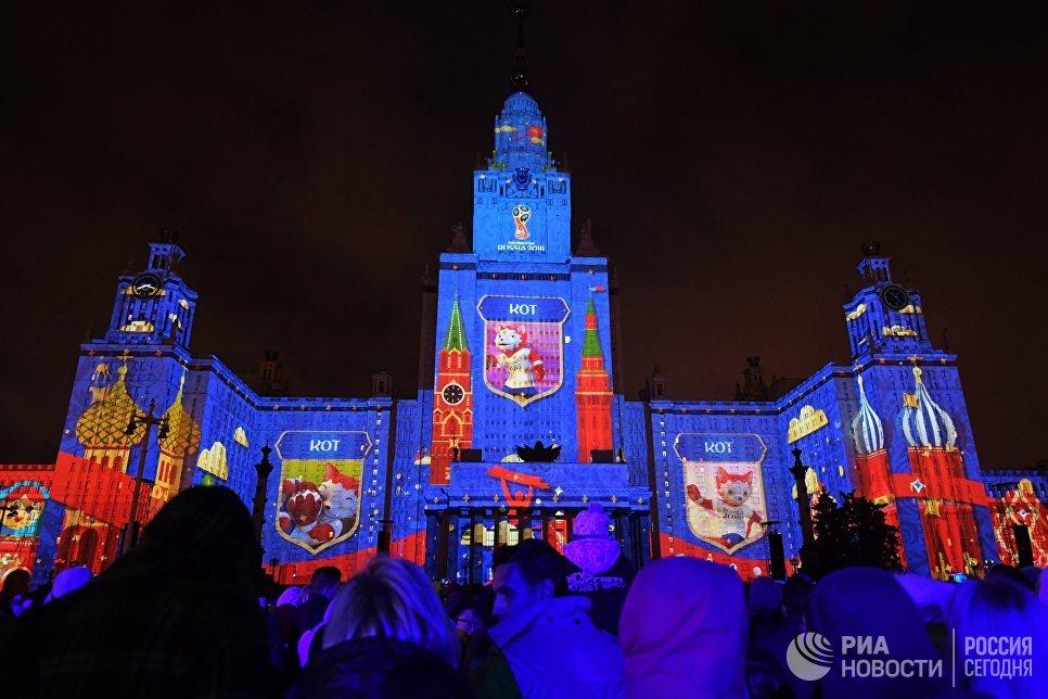 Завершившийся в Москве фестиваль Круг света установил два мировых рекорда