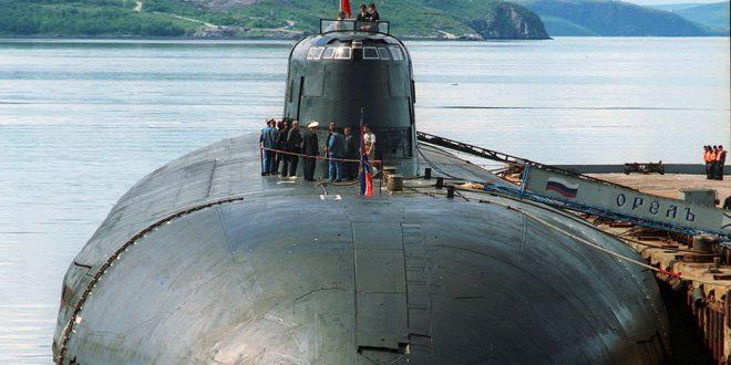 АПЛ «Орел» спущена на воду после ремонта