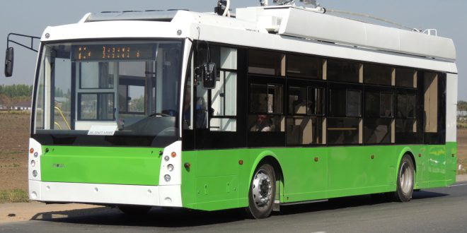 Аргентина закупила партию из 12 троллейбусов на аккумуляторах, выпущенных в Новосибирске