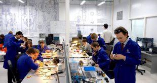 Детский технопарк открылся в технополисе «Москва»