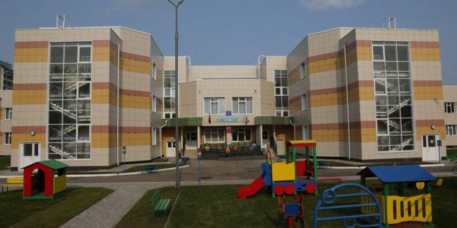Два новых детских сада открылись в Красноярске