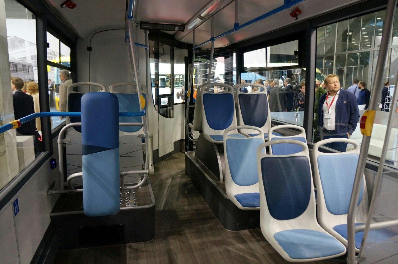 Картинки по запросу Электробус КАМАЗ-6282