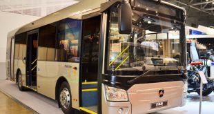 «ГАЗ» представил автобусы «Евро-5» на международной выставке Busworld